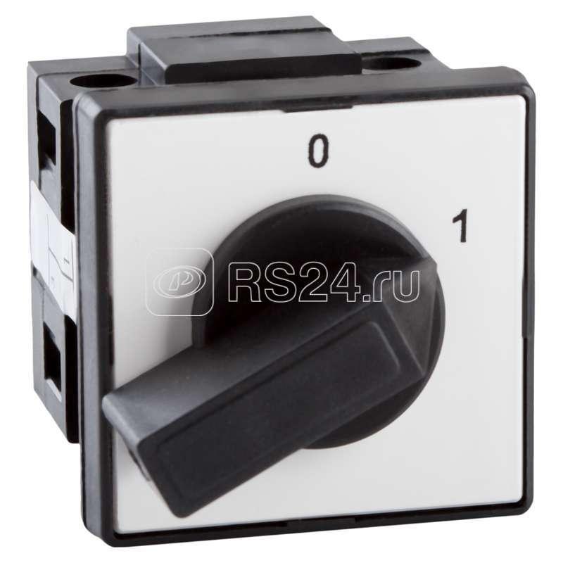 Переключатель пакетный кулачковый ПП53 16 1 412 1 УХЛ3 КЭАЗ 257140 купить в интернет-магазине RS24