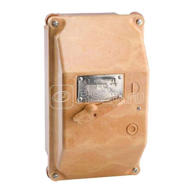 Выключатель авт. ВА21-29-220010 63А 12Iн 400AC IP54 У2 КЭАЗ 101357 купить в интернет-магазине RS24
