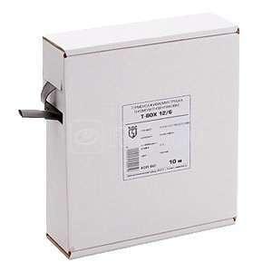 Трубка термоусадочная в евро боксе T-BOX 10/5 черн. (уп.10м) КВТ 65613 купить в интернет-магазине RS24