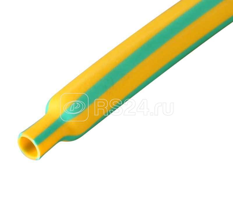 Трубка термоусадочная ТУТнг-6/3 жел./зел. (уп.100м) КВТ 60104 купить в интернет-магазине RS24