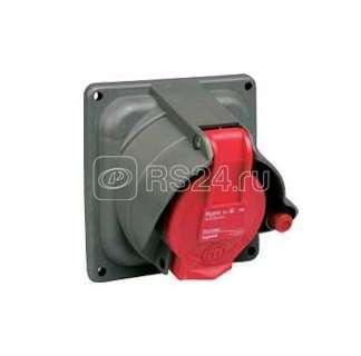 Розетка встраиваемая Hypra 16А 400В 2К+3 IP44 Leg 052202 купить в интернет-магазине RS24