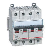 Выключатель автоматический модульный 4п B 3А 10кА/16кА DX3 Leg 409060 купить в интернет-магазине RS24