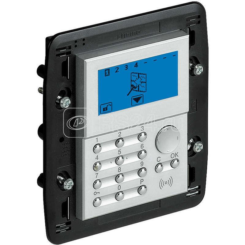 Блок системы охранной сигнализации центр. с дисплеем Light Tech Leg BTC NT4601 купить в интернет-магазине RS24