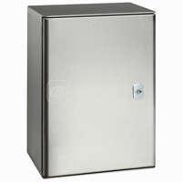 Шкаф Atlantic IP66 (400х300х200) нерж. сталь Leg 035201 купить в интернет-магазине RS24