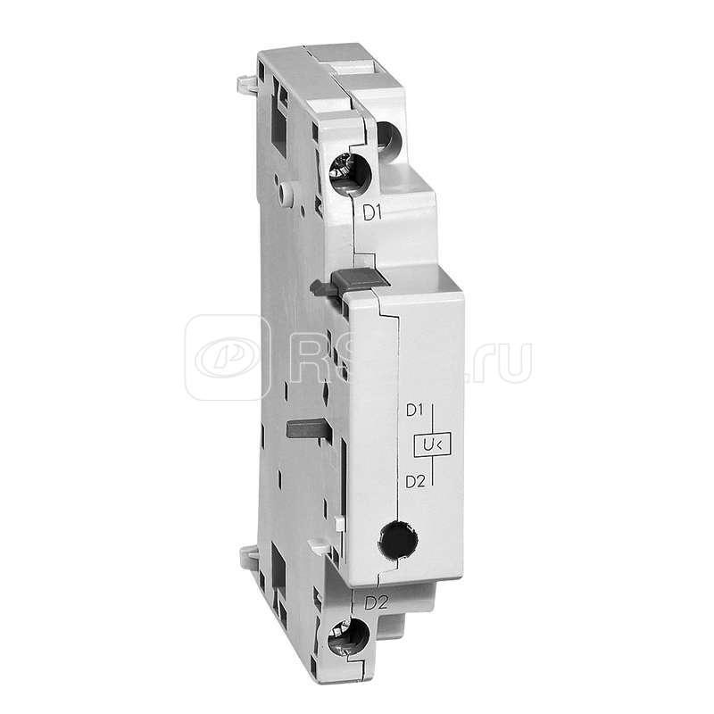 Расцепитель миним. напр. MPX3 ~400В +2NO Leg 417433 купить в интернет-магазине RS24