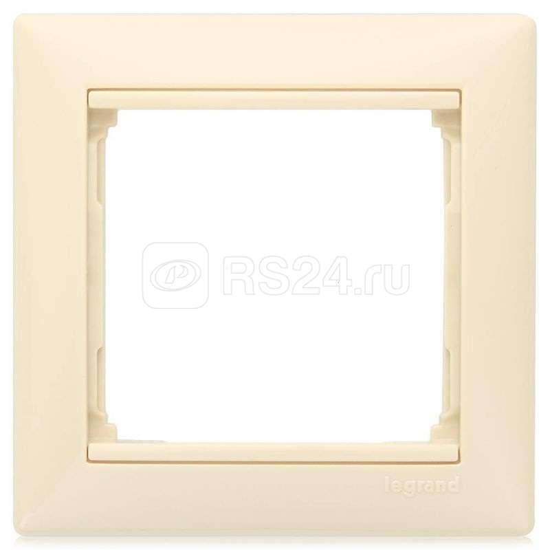 Рамка 1-м Valena сл. кость инд. упак. (DIY-упак) Leg 695631
