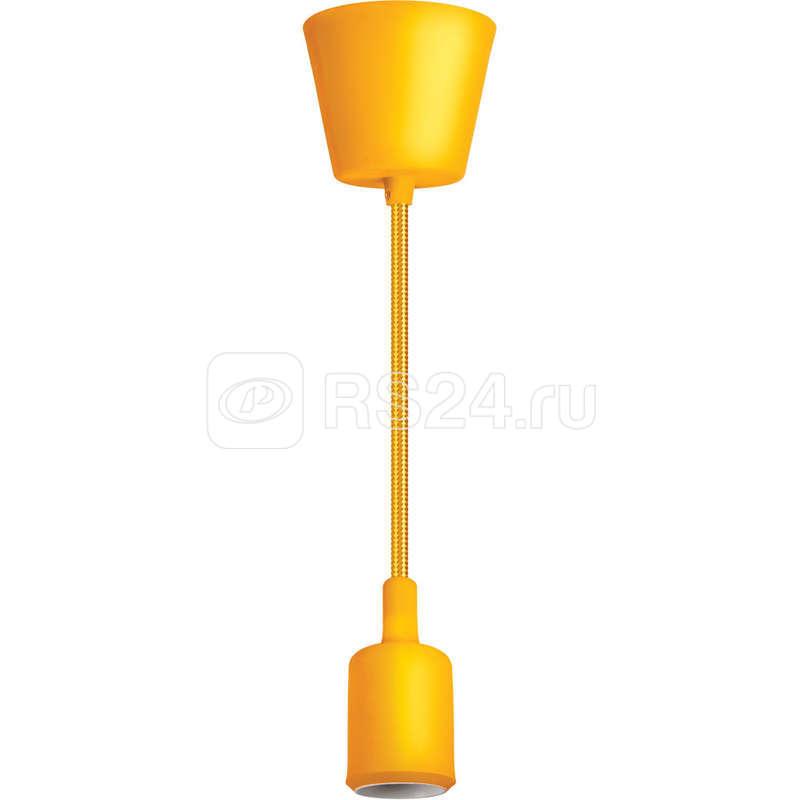 Светильник 61 527 NIL-SF02-015-E27 60Вт 1м пласт. желт. Navigator 61527 купить в интернет-магазине RS24