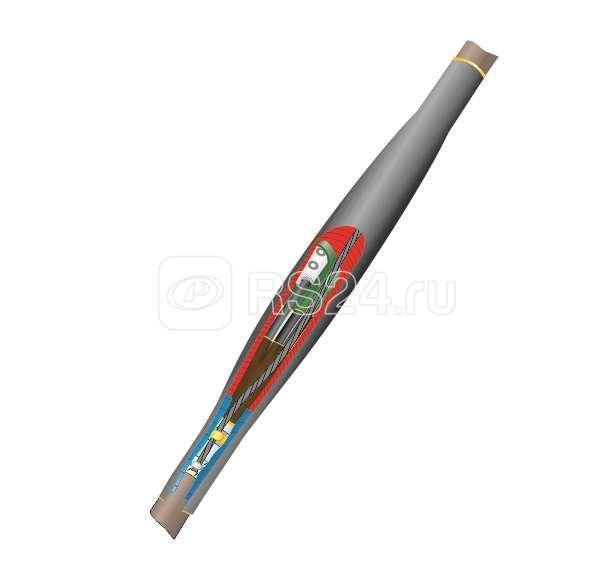 Муфта кабельная соединительная 1кВ СТп(тк) 4х(70-120мм) с болтовыми соединителями Нева-Транс Комплект 22010011