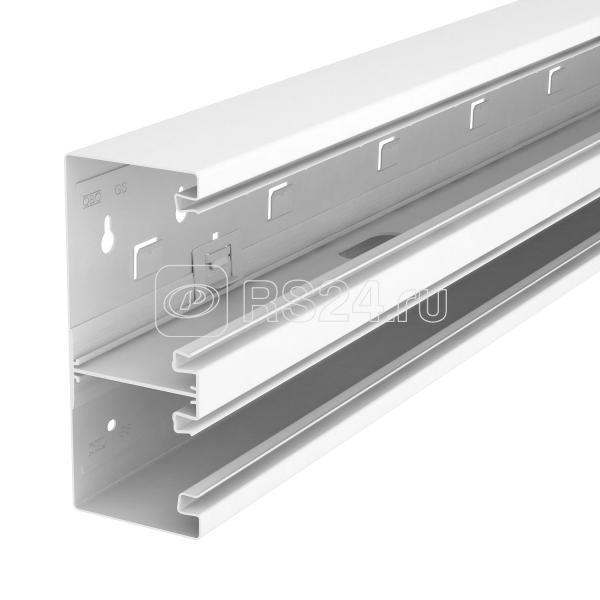 Кабель-канал 170х70 L2000 сталь Rapid 80 GS-D70170RW сталь бел. OBO 6278200 купить в интернет-магазине RS24