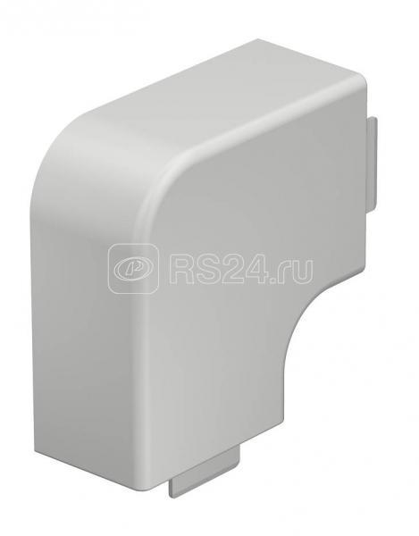 Крышка плоского угла кабель-канала 40х60мм ПВХ WDK HF40060LGR свет. сер. OBO 6183344 купить в интернет-магазине RS24