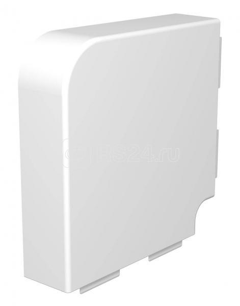 Крышка плоского угла кабель-канала 60х210мм ПВХ WDK HF60210RW бел. OBO 6192971 купить в интернет-магазине RS24