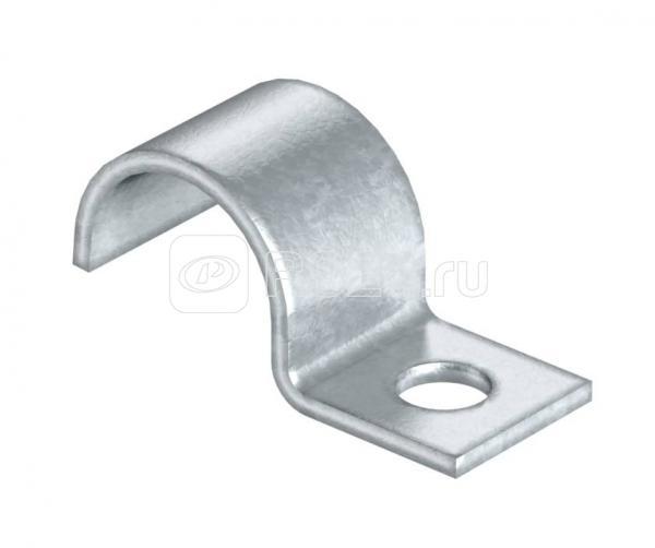 Скоба креп. метал. с одной лапкой 16мм 1015 16 G OBO 1009192 купить в интернет-магазине RS24