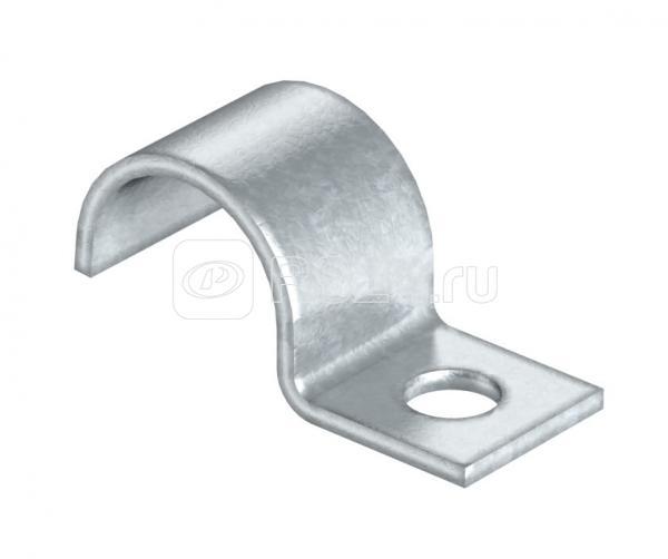Скоба креп. метал. с одной лапкой 8мм 1015 8 VA OBO 1008668 купить в интернет-магазине RS24