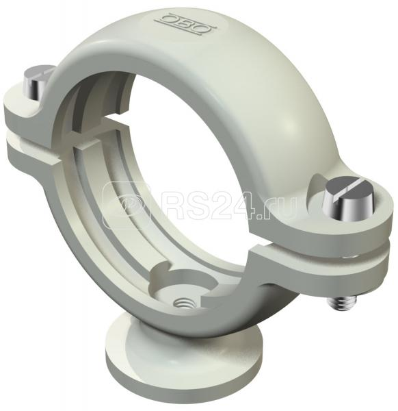 Скоба креп. цокольная 22.5-25мм 2960 25 M6 LGR OBO 2130254 купить в интернет-магазине RS24