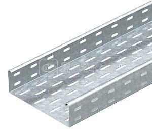 Лоток перфорированный 100х60 L3000 сталь 1мм MKS 610 FS OBO 6055109 купить в интернет-магазине RS24