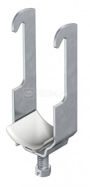 Скоба U-образная зажим. D28-34 гор. оцинк. 2056W 34 FT OBO 1180347 купить в интернет-магазине RS24