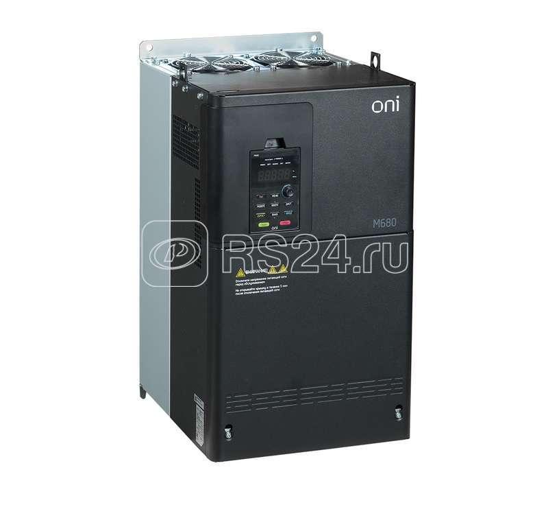 Преобразователь частоты M680 380В 3ф 75-90кВт 150-180А ONI M680-33E75-90IP20 купить в интернет-магазине RS24