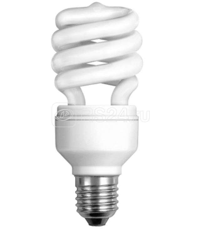 Лампа люминесцентная компакт. DULUX MINI TWIST 13Вт E27 спиральная 4000К OSRAM 4008321294920 купить в интернет-магазине RS24