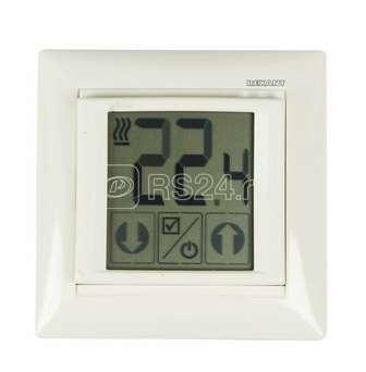 Терморегулятор сенс. RX-418H дисп. датчик пола. 3.6кВт 16А беж. REXANT 51-0565 купить в интернет-магазине RS24