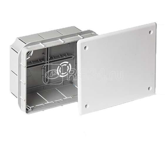 Коробка СП Тусо распаячная 118х96х50мм усиленная IP30 Рувинил 10121 купить в интернет-магазине RS24