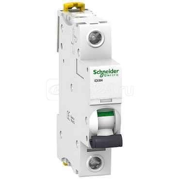 Выключатель автоматический модульный 1п D 3А iC60H SchE A9F85103 купить в интернет-магазине RS24