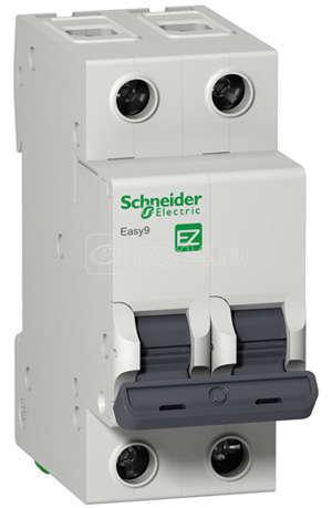 Выключатель автоматический модульный 2п C 20А 4.5кА EASY 9 SchE EZ9F34220 купить в интернет-магазине RS24