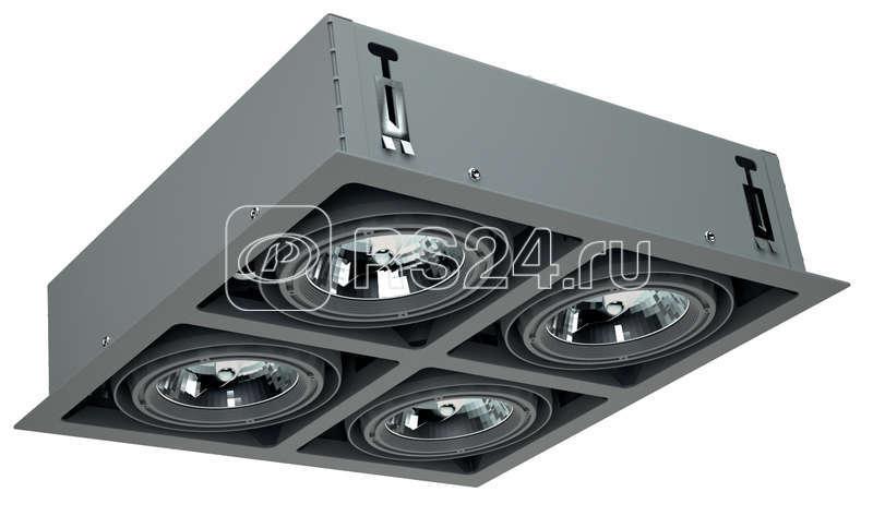 Светильник SNS 400 (квадратные) метализ СТ 1155000690 купить в интернет-магазине RS24