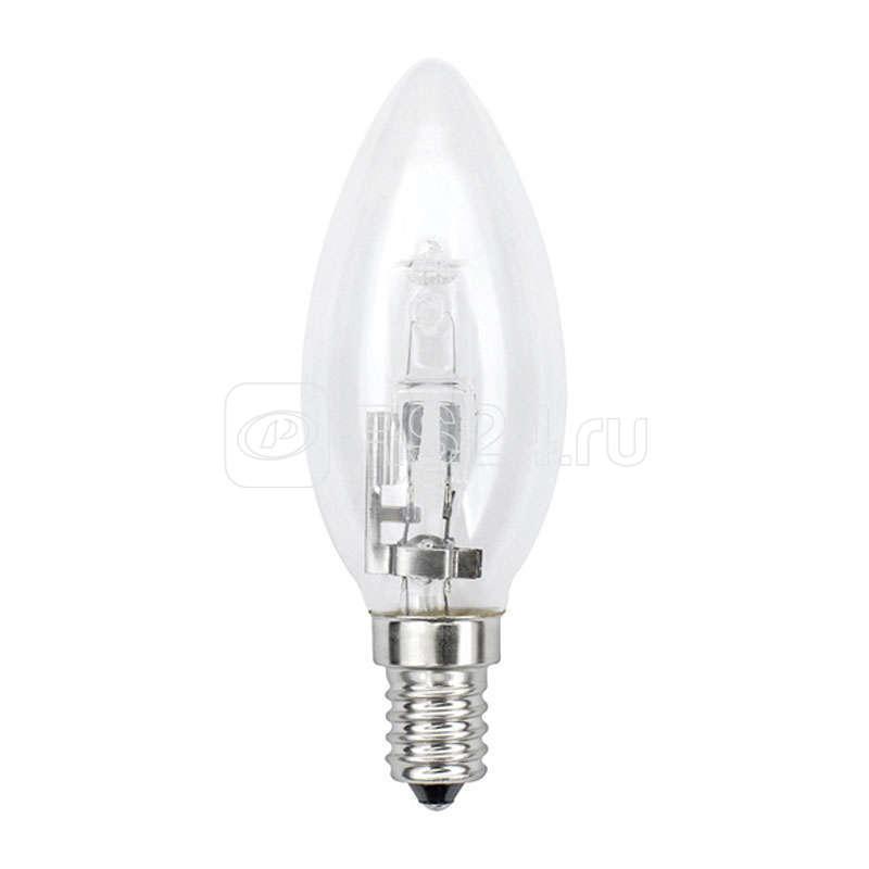 Лампа галогенная HCL-28/CL/E14 28Вт свеча E14 3000К 230В Uniel 01085 купить в интернет-магазине RS24