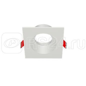 Рамка для модульного светильника FLEX 50 08 квадратная встраив. 90х90х30 RAL9010 VARTON V1-R0-00435-10002-2000000 купить в интернет-магазине RS24