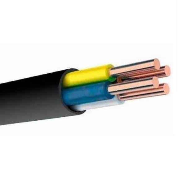 Кабель ВВГнг(А)-LS 4х10 (N) 0.66кВ (м) Элкаб 12018