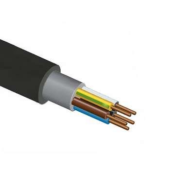 Кабель ВВГнг(А)-LS 4х150 мс (N) 1кВ (м) Эм-кабель