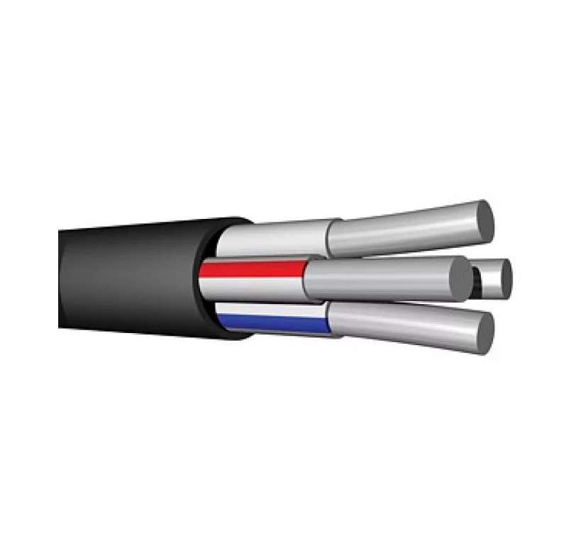 Кабель АВВГ 4х150 ож (м) Энергокабель ЭК000025917