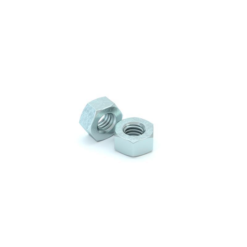 Гайка шестигранная М6 DIN934 G6 КМ LO0689