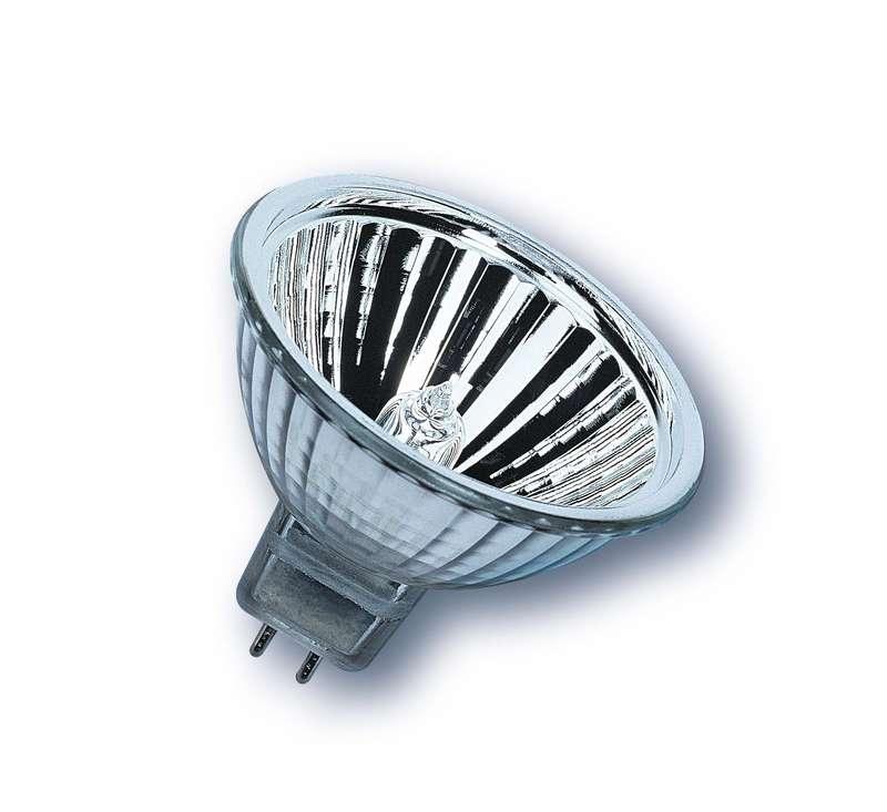 Лампа галогенная DECOSTAR ST 44865 WFL UV-ST 35W GU5.3 OSRAM 4050300272634
