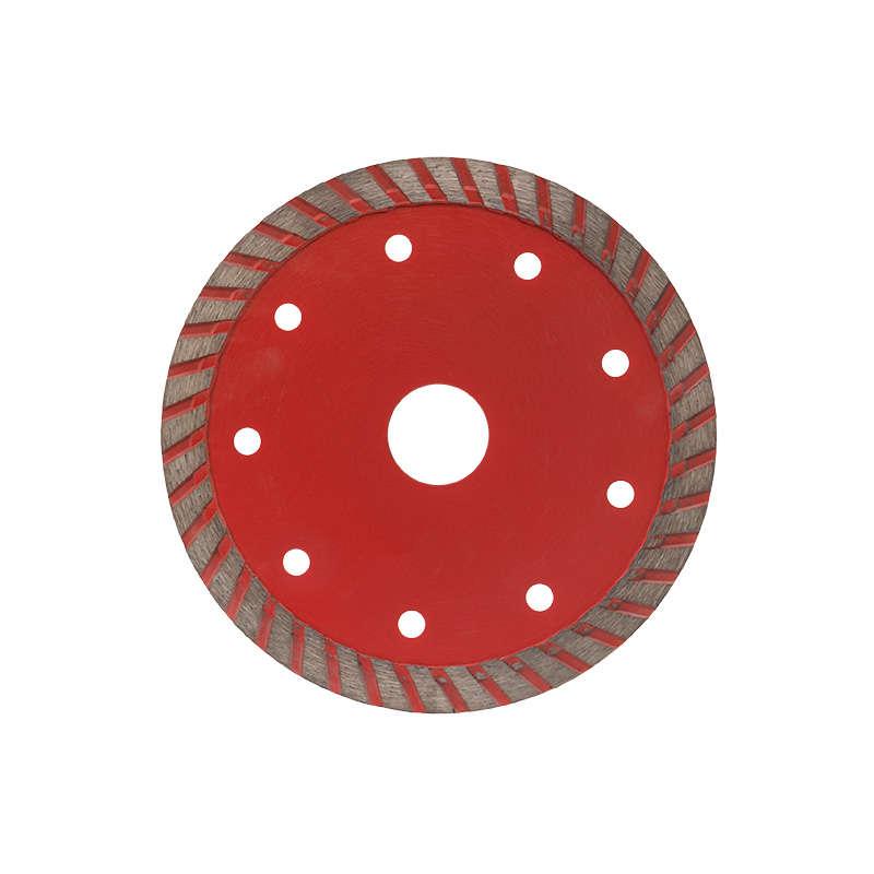 Диск алмазный отрезной Turbo 125х22.2мм Rexant 90-0121